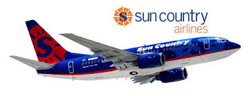 Sun Country Airlines Round Trip Ticket (Up to $500)
